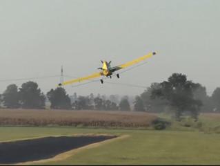 Crop Dusting Pilots Take To The Skies In Northeast Arkansas