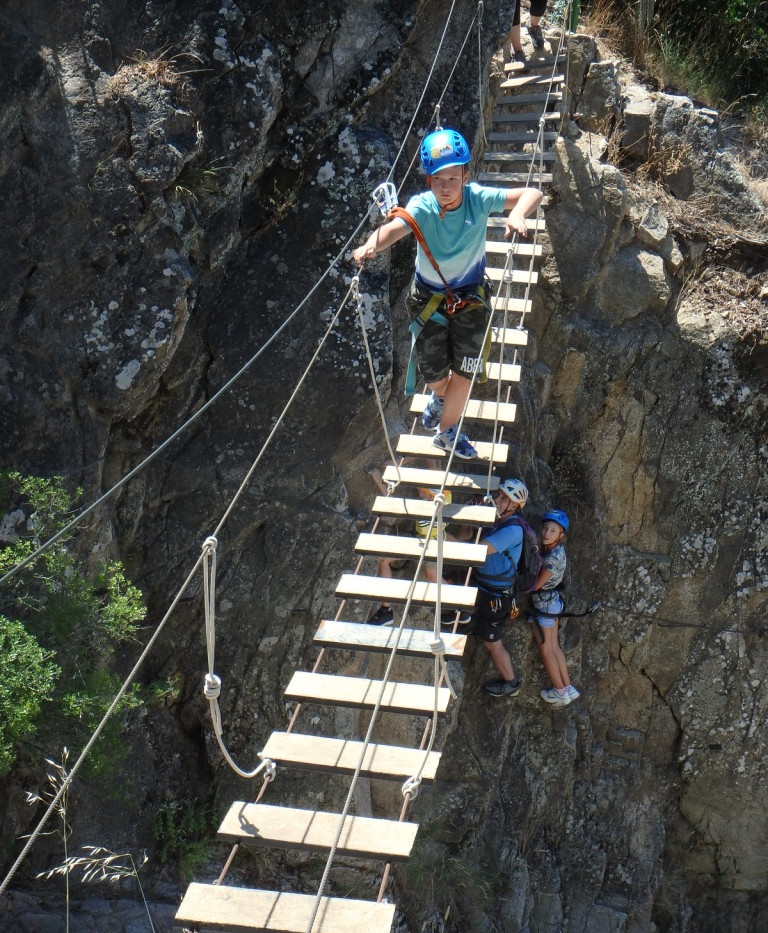Via ferrata Gorges de Salenys