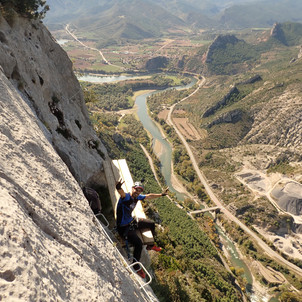 Via ferrata Roca Narieda