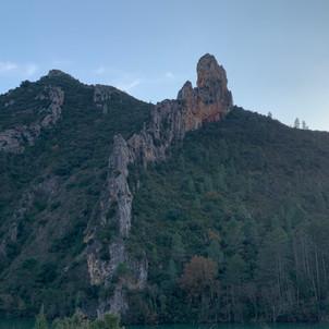 Cresta Coma de Gelis (V - 330 mts)