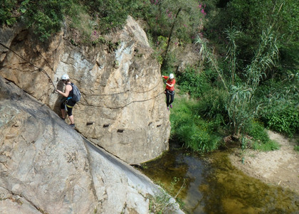 Via ferrata Gorges de Salenys