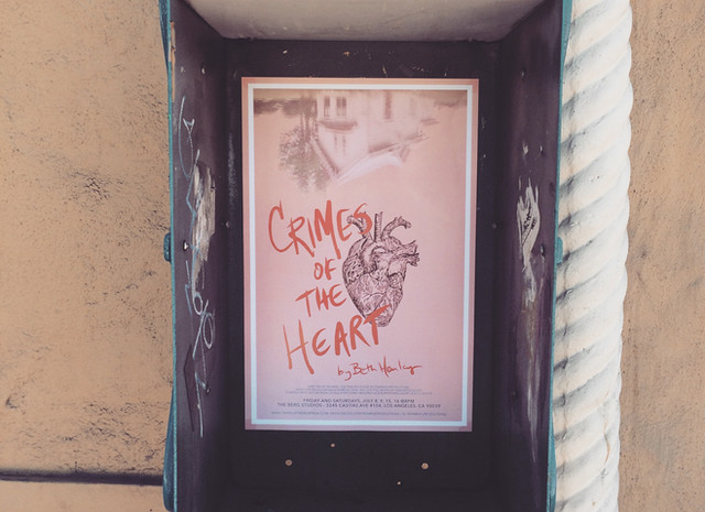Crimes of the Heart Promo