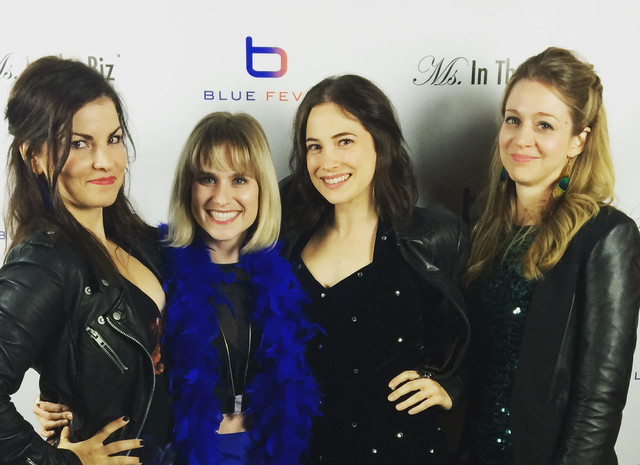 Blue Fever Launch