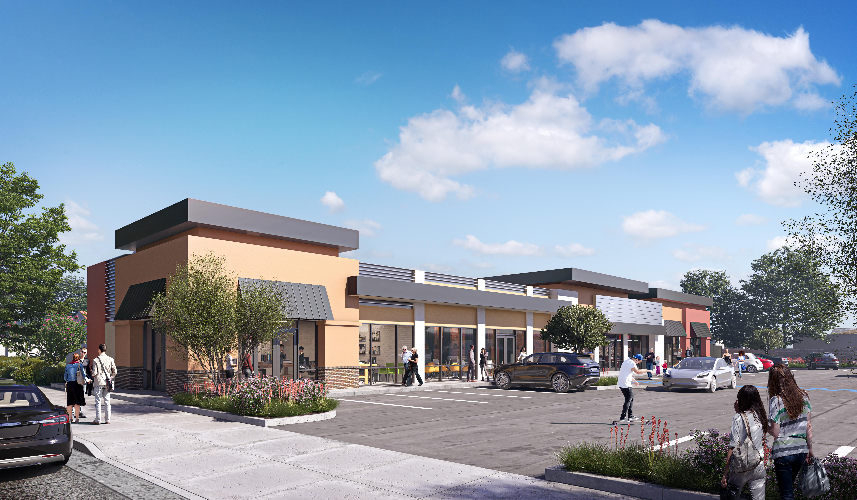Santa Ana Retail Building