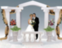 v n t pensacola weddingaccessories