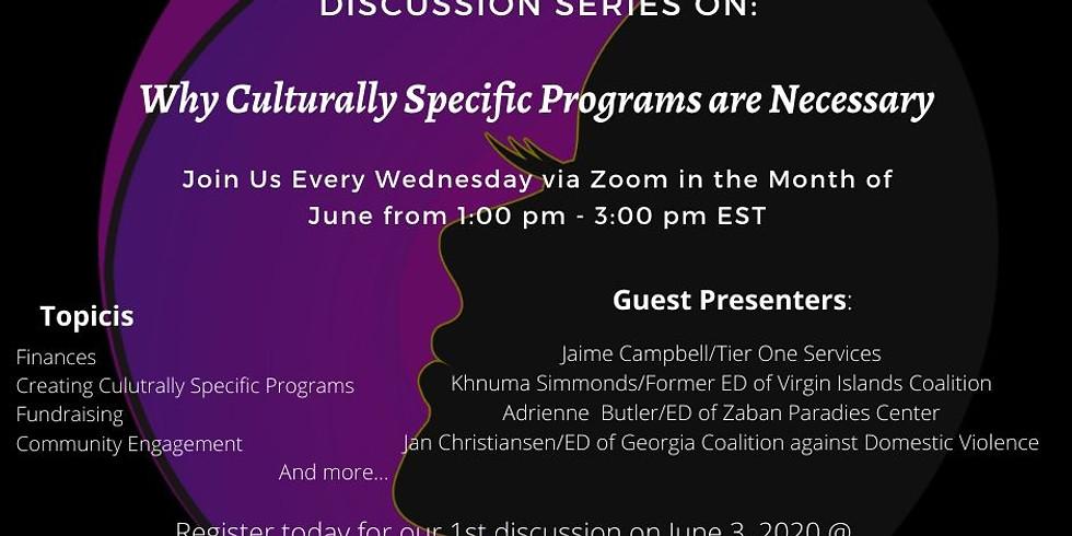 June Discussions