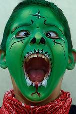 enfant maquillage deauville Arti Animation
