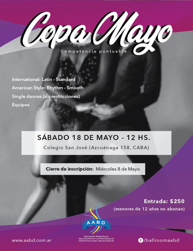 Copa Mayo! - 2da Competencia Puntuable