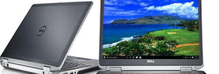 """Dell Laptop Latitude 15.6"""" Windows 10 Core i3 8GB 500GB HD DVD Wifi PC - Grade B"""