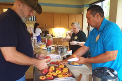 AA Day3_ Cutting the Grilling Peaches.pn