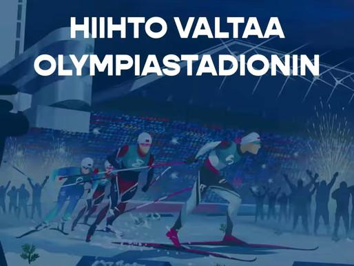 Klabo ja Sundling tähdittävät Helsingin stadion-kisaa
