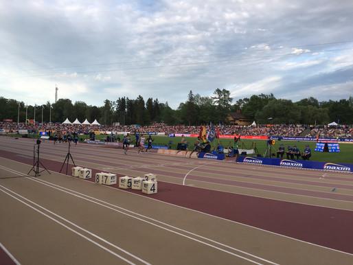 Maailman nopein sai kahden vuoden kilpailukiellon