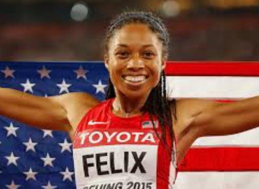 Kerley paineli 9,91 tehden historiaa, Felix jahtaa olympialippua
