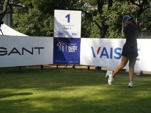 Gant Ladies Open toi golfin supertähdet Suomeen