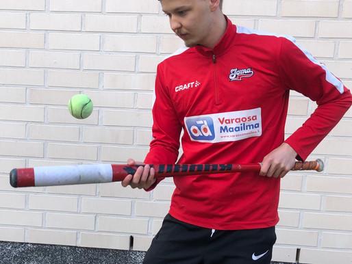 Kettunen tähtää Suomen ykköspelaajaksi