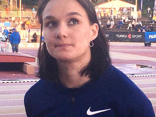 Loikkapaikalta olympialaisten mitaliehdokkaaksi