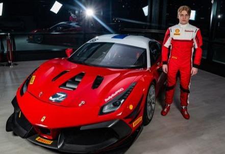 Ilman ajokorttia Ferrarin ratakuskiksi EM-sarjaan