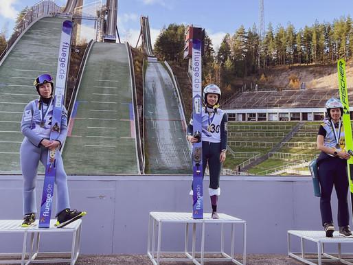 Rautionaho ja Nousiainen juhlivat SM-kisoissa