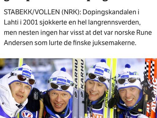 """Norjalaislääkäri myöntää: """"Minä käräytin suomalaiset"""""""