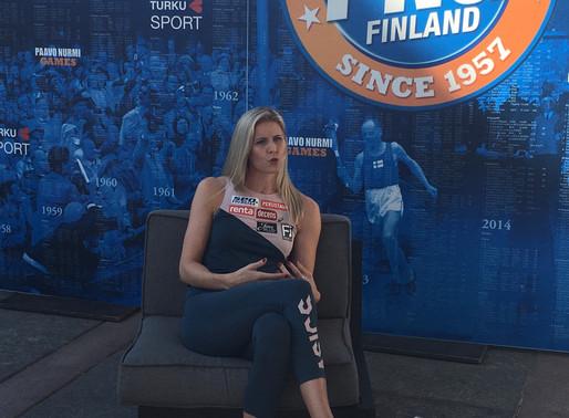 Suomen ennätykset vaarassa Turussa
