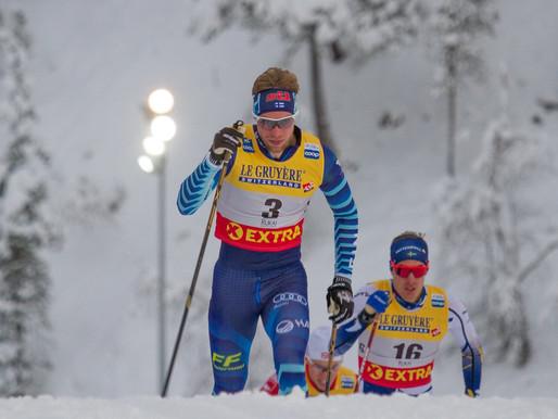Hakola yllätti Rukan sprintissä