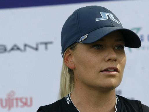Castren nousi upeasti Gant Ladies Openin kärkeen
