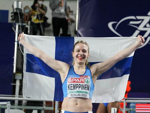 EM-mitalisti ei päässyt harjoittelemaan Helsingissä