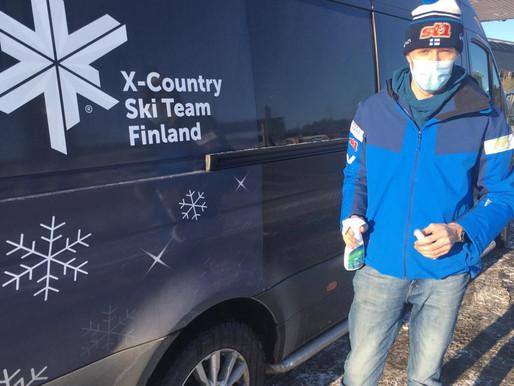 ZeroV turvaa suomalaisten arkea MM-kisoissa