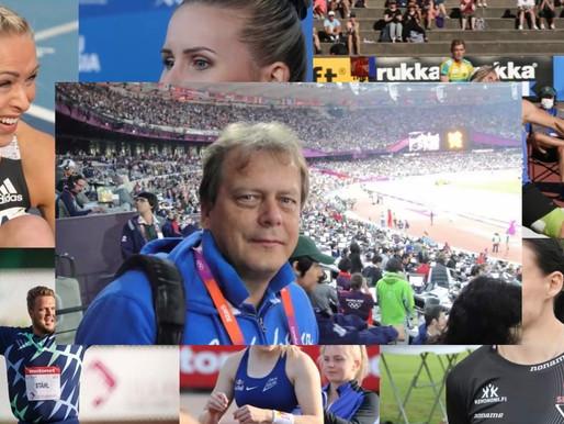 """Urheiluministeri Kurvinen : """"Urheilun rahoitus budjettiin on varteenotettava vaihtoehto"""""""