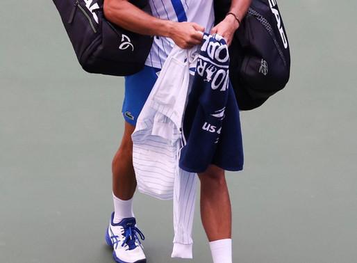 Djokovic ansaitsi hylkäyksen