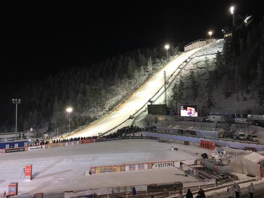 Korona riehuu Rukalla- norjalaiset saavat hiihtää