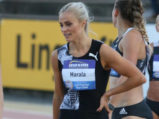 Aituri Harala sai kolmen kuukauden doping-tuomion