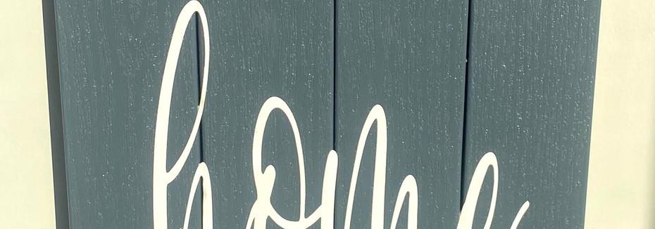 Shutter sign