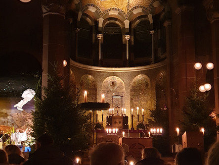 Nachlese Adventsmesse am 3. Advent