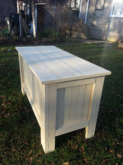 Shaker Style Toybox/Chest
