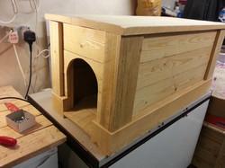 Dog House Coffee Table