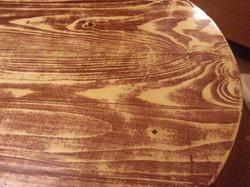 Guitar Coffee Table detail