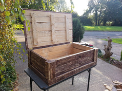 Stained chest - not a coffin