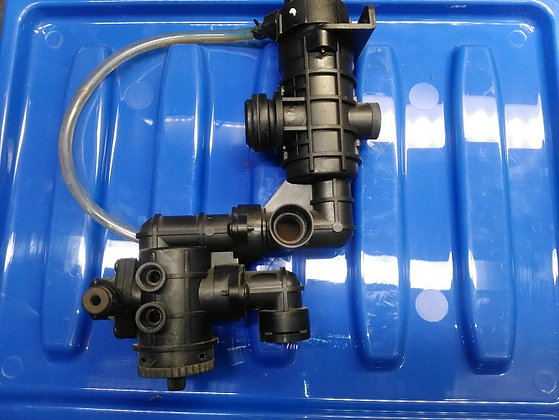 Arderia ESR гидрогруппа в сброре с фильтром