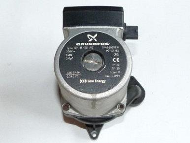 Baxi (Бакси) 5661200 насос Grundfos UP15-50 AO