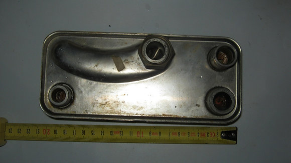 Biasi Verona 32 теплообменник ГВС