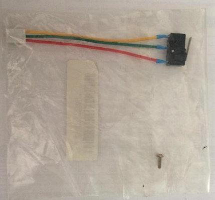 Микропереключатель для газовой колонки 5A250VAC