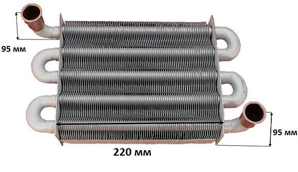 Protherm Lynx HK 11-24 теплообменник с 2014 г. 0020120231