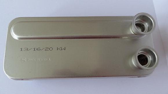 Navien 13-20 теплообменник ГВС 30004993A