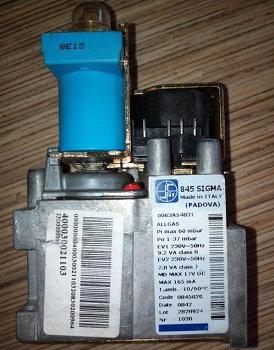 Baxi (Бакси) газовый клапан SIT 845 Sigma 5653610