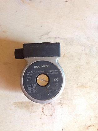 Rocterm 15-50 насос для котла (двигататель)