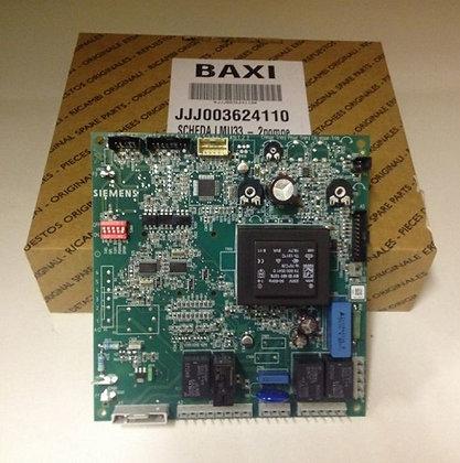 Baxi Slim плата управления 3624110 lmu33 Siemens