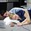 כרית אורטופדית לזוגות או ליחיד