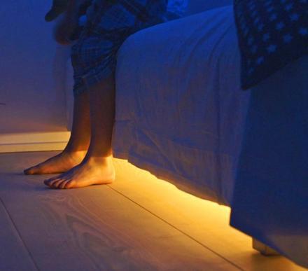 תאורה אוטומטית-חלום שמתגשם