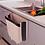 Thumbnail: פח קומפקטי מתכוונן לנוחות מקסימלית במטבח